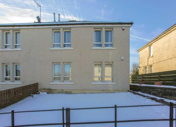 Thumbnail 1 bed flat for sale in Dunlop Street, Paisley