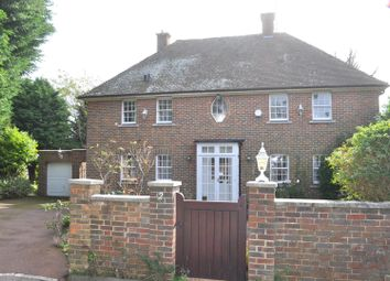 Thumbnail 3 bed detached house for sale in Alfriston Close, Eastbourne