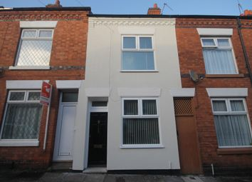 Thumbnail 4 bed terraced house to rent in Warwick Street, Leicester LE3, West End