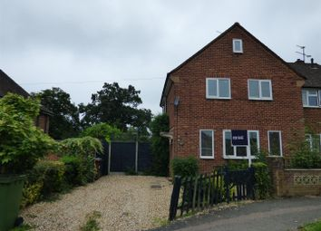 Thumbnail Semi-detached house for sale in Caishowe Road, Borehamwood