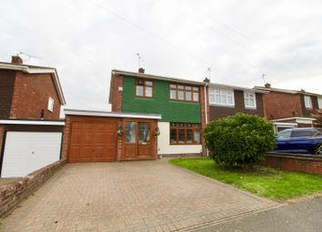 Thumbnail 4 bed semi-detached house for sale in Cornell Way, Romford
