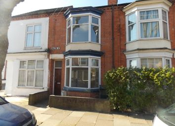 Thumbnail 5 bed terraced house to rent in Walton Street, Leicester