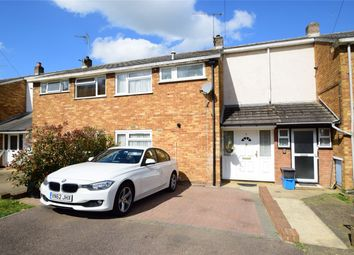 Thumbnail 3 bedroom terraced house for sale in Hadwell Close, Stevenage, Hertfordshire