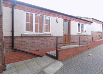 Thumbnail 1 bed bungalow to rent in Dudley, West Midlands