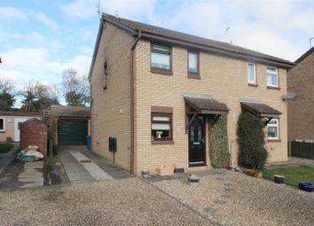 Thumbnail 2 bed semi-detached house for sale in Curlew Close, Beverley