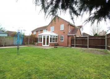 Thumbnail 4 bed detached house to rent in The Green, Earsham