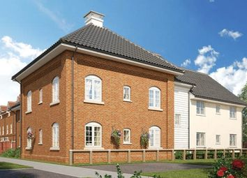 Thumbnail 1 bedroom flat for sale in The Wreningham, Oakley Park, Mulbarton, Norfolk