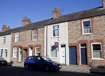 Thumbnail 2 bed terraced house to rent in Finsbury Street, York, Y023
