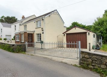 Thumbnail 3 bed detached house for sale in Cae Mansel Road, Three Crosses, Swansea, West Glamorgan