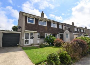 Thumbnail 3 bed property for sale in Pendeen Close, Threemilestone, Truro