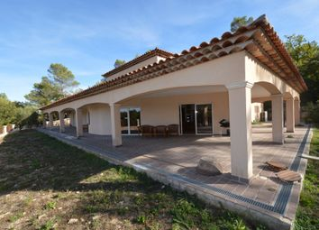 Thumbnail 3 bed property for sale in Le Thoronet, Var, France