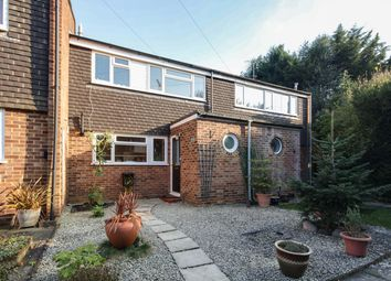 Thumbnail 3 bed terraced house for sale in Old Esher Close, Hersham, Walton-On-Thames