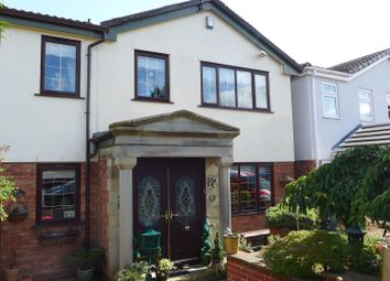 Thumbnail 3 bed detached house for sale in Shaftesbury Drive, Hopwood, Heywood