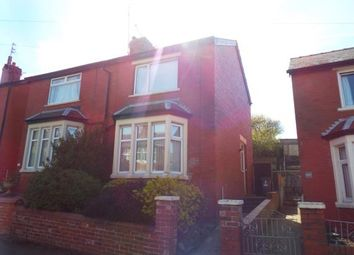 Thumbnail 2 bed semi-detached house for sale in Coveway Avenue, Blackpool, Lancashire