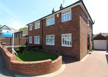 Thumbnail 3 bed semi-detached house for sale in Bury Old Road, Ainsworth, Bolton