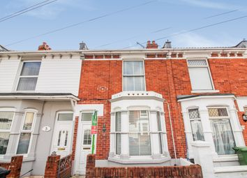 Thumbnail 3 bed terraced house to rent in Weston Avenue, Southsea, Portsmouth