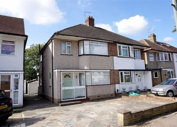 Thumbnail 3 bedroom semi-detached house for sale in Constance Crescent, Hayes, Bromley