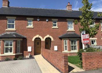 Thumbnail 3 bedroom terraced house for sale in Paddock Close, Castlethorpe, Milton Keynes, Buckinghamshire