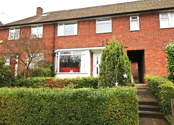 Thumbnail 3 bed terraced house for sale in Queenshill Drive, Moortown, Leeds