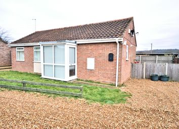 Thumbnail 3 bed detached bungalow for sale in The Cedars, Snettisham, King's Lynn