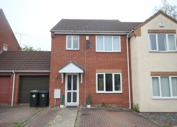 Thumbnail 3 bed semi-detached house for sale in The Brambles, Littleport, Ely