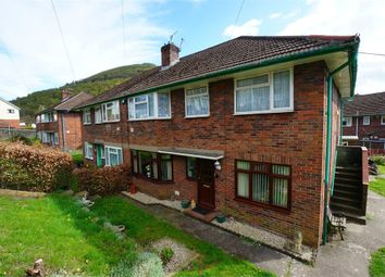 Thumbnail 2 bed flat for sale in Abercarn Fach, Cwmcarn, Newport, Caerphilly