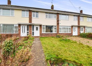 Thumbnail 3 bed terraced house for sale in Spencer Avenue, Taunton