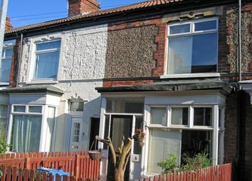 Thumbnail 2 bed terraced house to rent in Lanark Street, Perth Street, Hull
