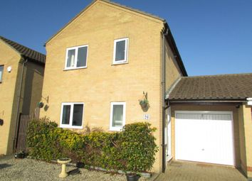 Thumbnail 3 bed link-detached house for sale in Ambleside Gardens, Gunthorpe