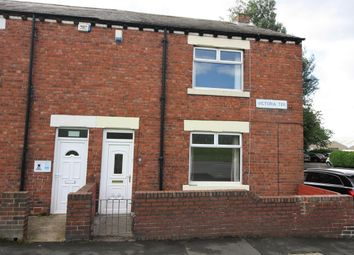 Thumbnail 2 bed terraced house to rent in Victoria Terrace, Throckley, Newcastle Upon Tyne
