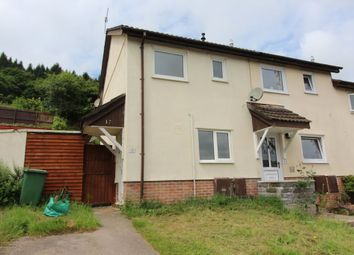 Thumbnail 2 bed end terrace house to rent in Dan-Y-Darren, Llanbradach, Caerphilly