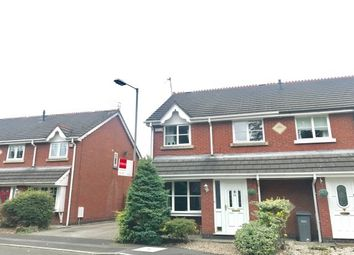 Thumbnail 3 bedroom property to rent in Bronington Close, Manchester