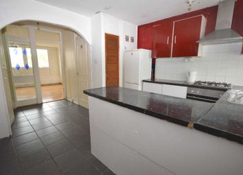 Thumbnail 4 bed maisonette to rent in Lensbury Way, London