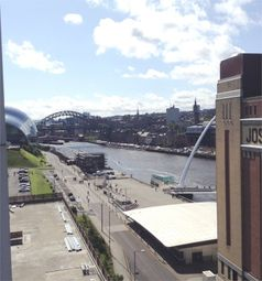 Thumbnail 2 bedroom flat to rent in Baltic Quay, Gateshead, Tyne And Wear