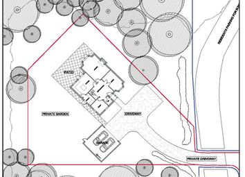 Thumbnail Land for sale in The Drive, Hellingly, Hailsham, East Sussex