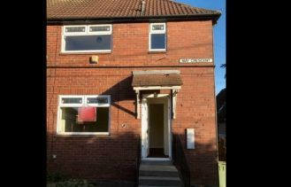 Thumbnail 3 bed semi-detached house to rent in May Crescent, Trimdon Station