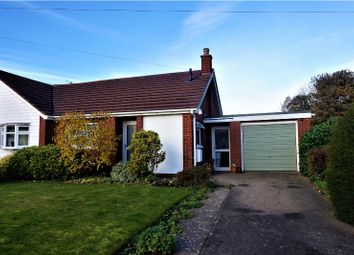 Thumbnail 1 bed semi-detached bungalow for sale in Sutton Road, Shrewsbury