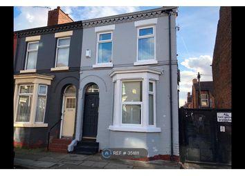 Thumbnail Room to rent in Eton Street, Liverpool