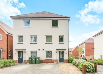Thumbnail 4 bed town house for sale in Wilroy Gardens, Southampton
