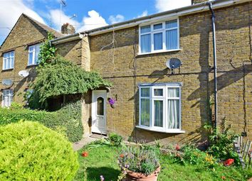 Thumbnail 2 bed terraced house for sale in Castle Avenue, Rochester, Kent