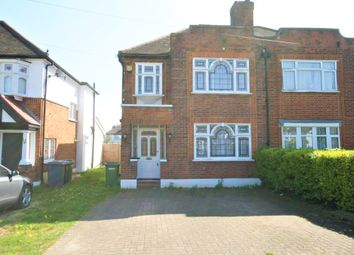 Thumbnail 1 bed flat to rent in Audrey Gardens, Wembley, Middlesex