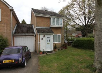 Thumbnail 2 bedroom link-detached house for sale in Catkin Close, Chatham, Kent