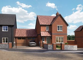 "Thumbnail 3 bed property for sale in ""The Hartley"" at Highlands Lane, Rotherfield Greys, Henley-On-Thames"
