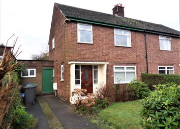 Thumbnail 3 bedroom semi-detached house to rent in Ash Lane, Appleton, Warrington