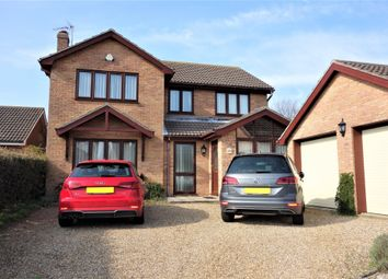 Thumbnail 4 bedroom detached house for sale in Silverwood Close, Pakefield, Lowestoft, Suffolk