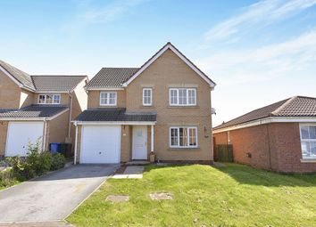 Thumbnail 4 bed detached house to rent in Waterdale Close, Bridlington