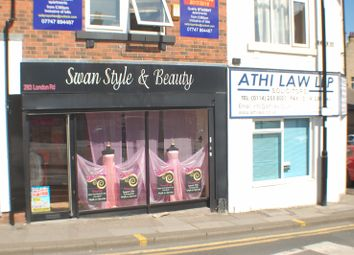Thumbnail Retail premises to let in London Road, Sheffield