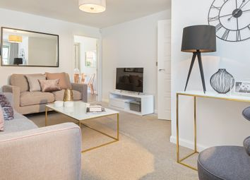 "Thumbnail 3 bedroom end terrace house for sale in ""Finchley"" at Peg Hill, Yate, Bristol"