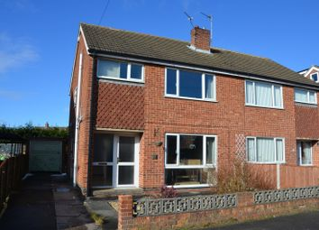 Thumbnail 3 bed property for sale in Willowbrook Close, Ashby De La Zouch