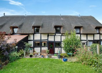 Thumbnail 3 bed terraced house for sale in The Thatched Barn, Jarvis Street, Eckington, Pershore